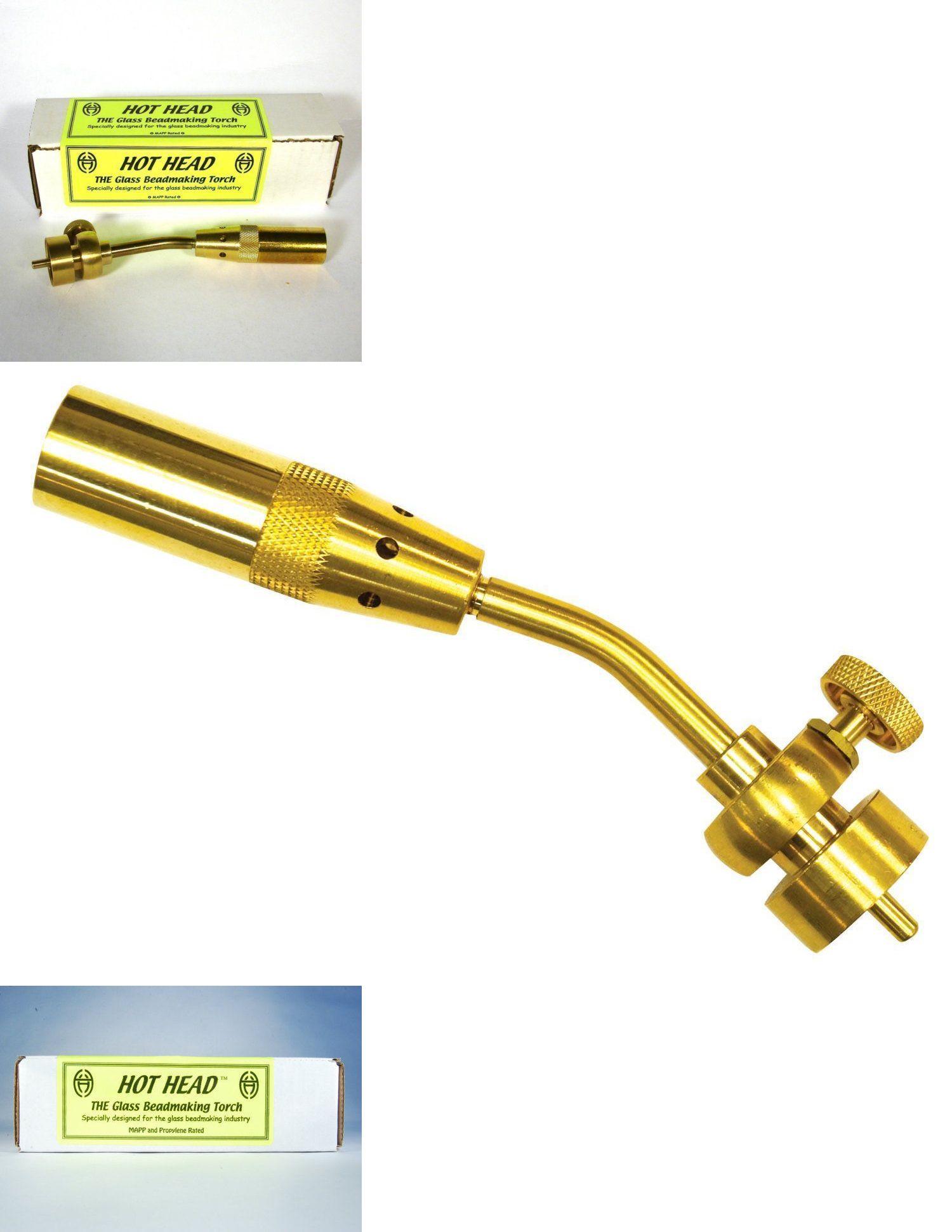 Glass Blowing 116642: Hothead Glass Beadmaking Torch, Mapp