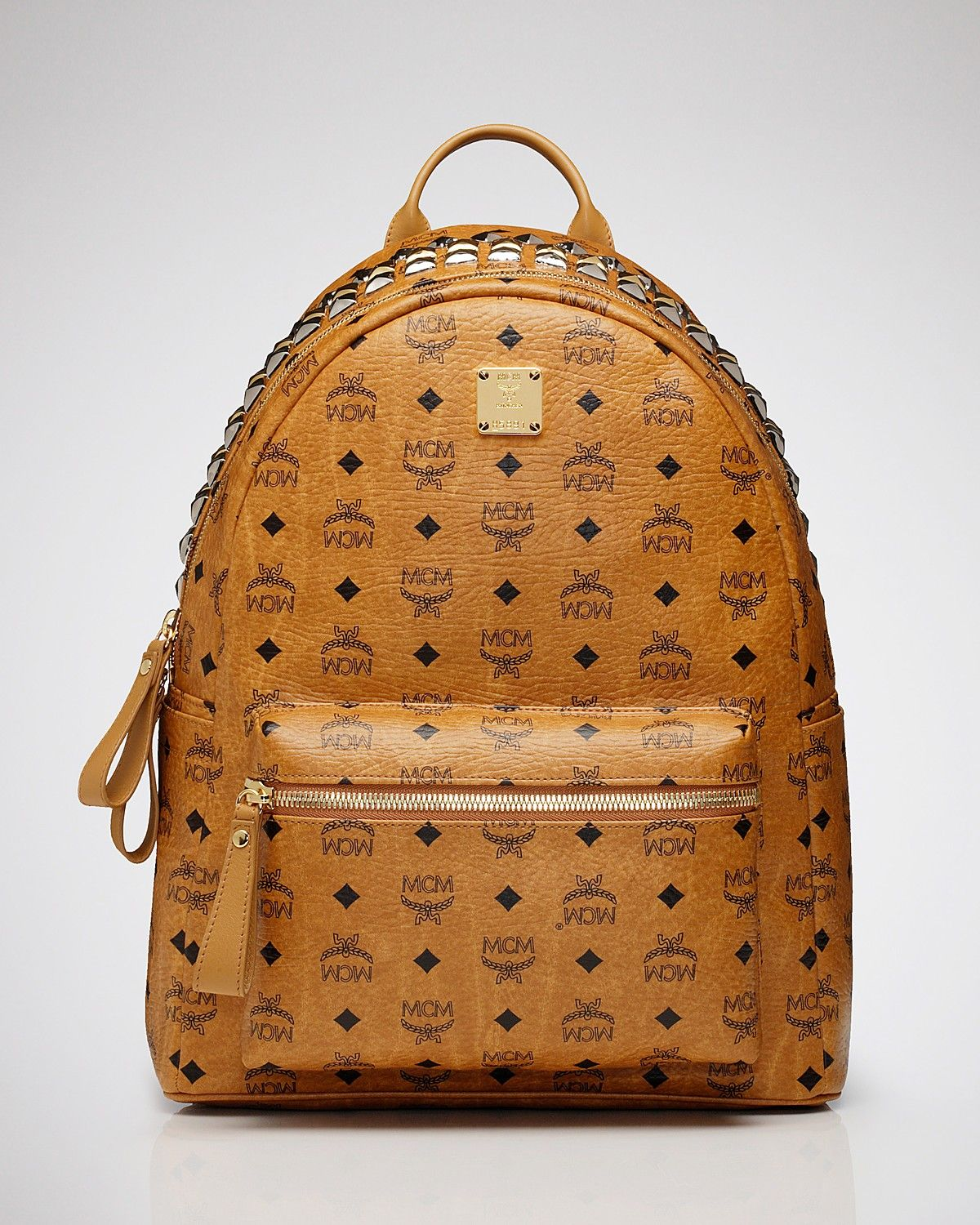 Classic!!!!.....MCM Backpack - Stark Medium | Bloomingdale's ...