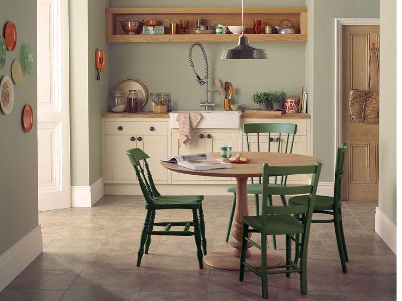 Pintura verde aguamarina buscar con google deco - Decoracion cocina comedor ...