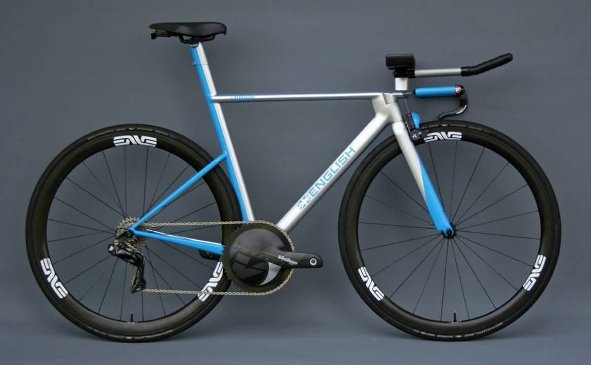 Khaled S Tt English Cycles Fast Bike