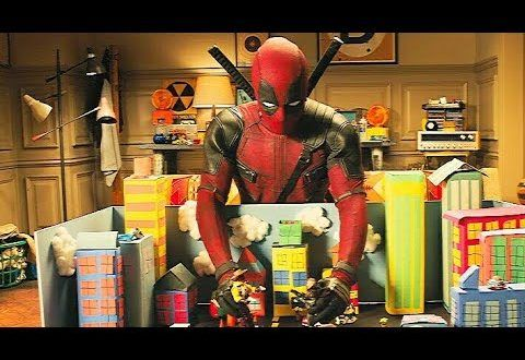 Deadpool 2 Latest Hollywood Movie In Hindi Dubbed Full Action Hd