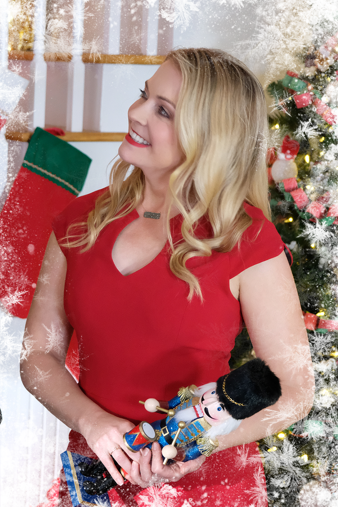 A Very Nutty Christmas Melissa joan hart, Tween outfits
