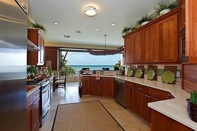 A Hawaiian Dream Kitchen Home Etc Home Dream House Decor
