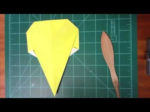 Photo of Origami Elefantenkopf