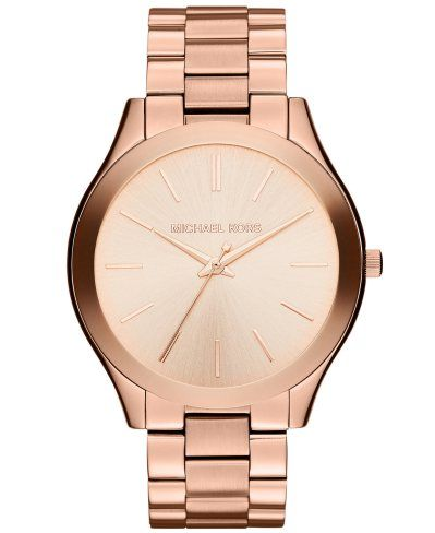 Michael Kors Slim Runway Rose Gold Watch | The Little Owl Blog Christmas Gift Wishlist