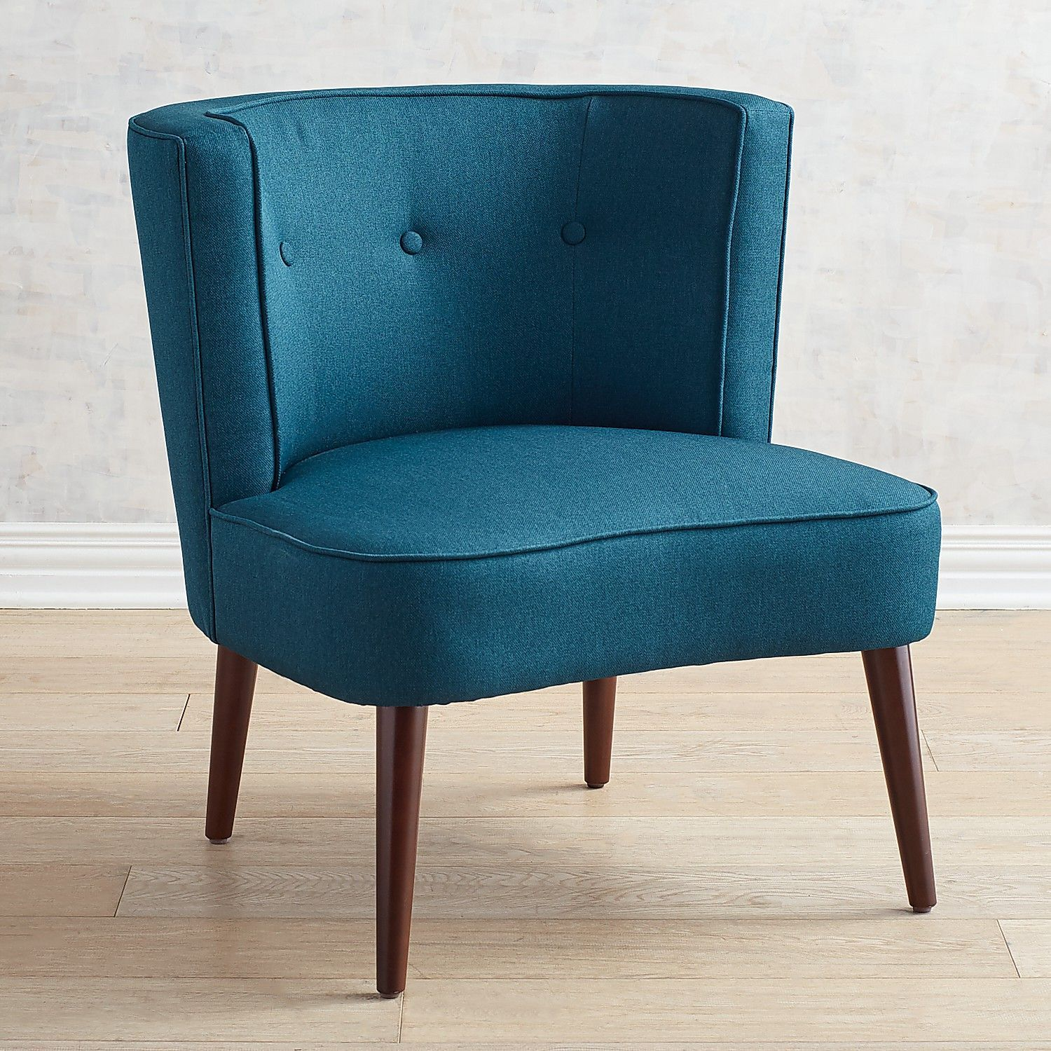 Peacock Evie Chair Upholstered chairs, Comfy chairs, Art