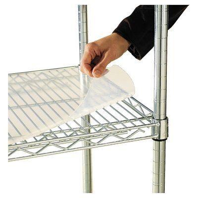 Launchgadget Com Plastic Shelves Wire Shelf Liner Alera