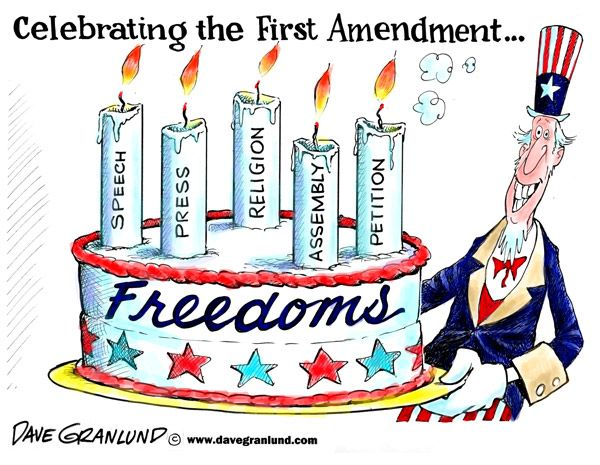 The Ten Amendments Of The Us Constitution