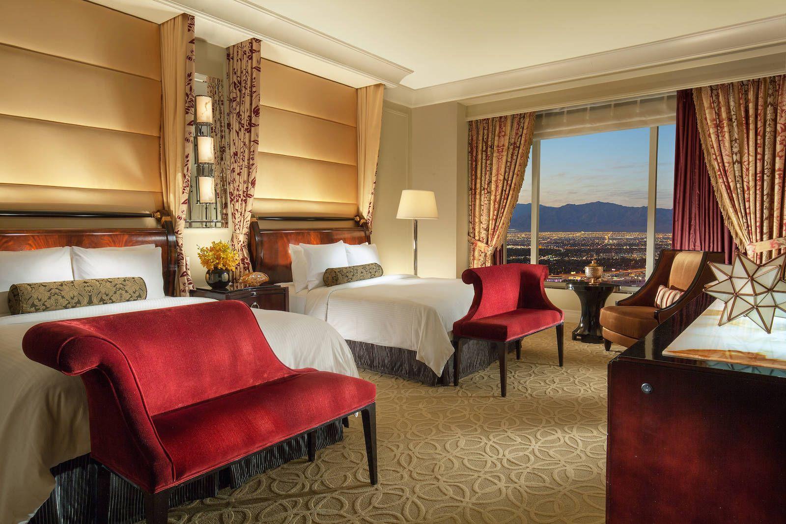 prepossessing las vegas bedroom suite hotels picture