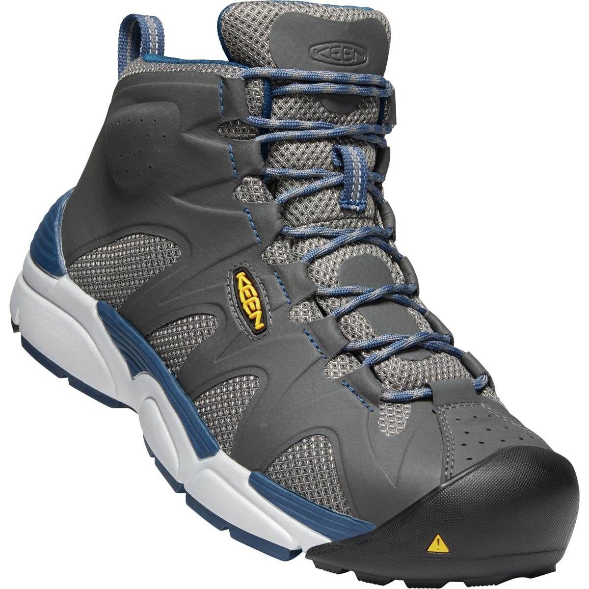 Keen utility mens san antonio safety toe work boots