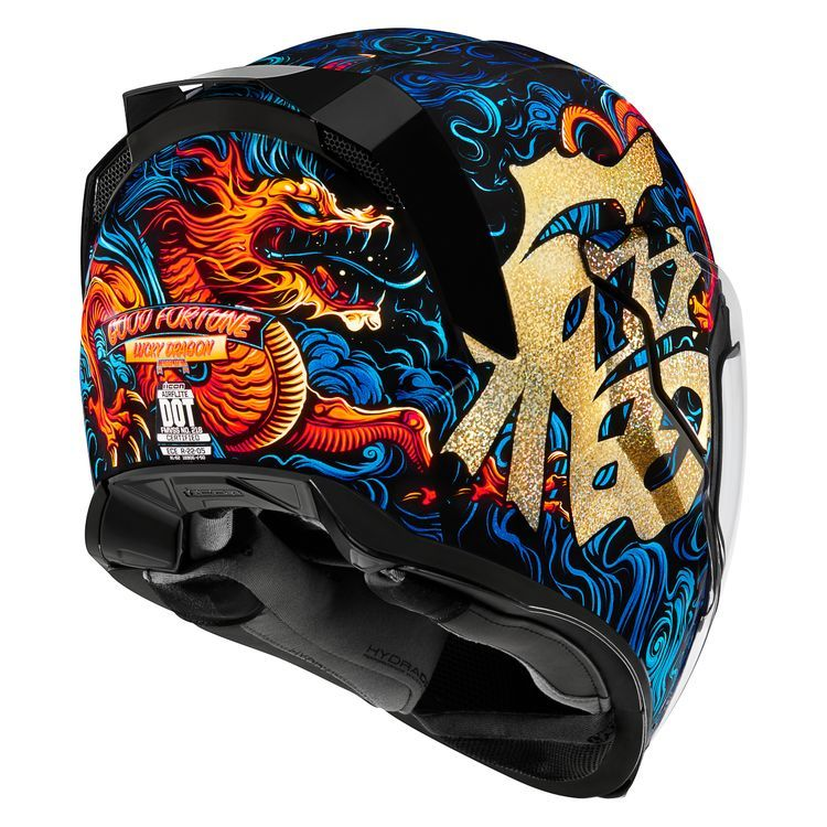 Icon Airflite Good Fortune Helmet 20 (61.00) Off