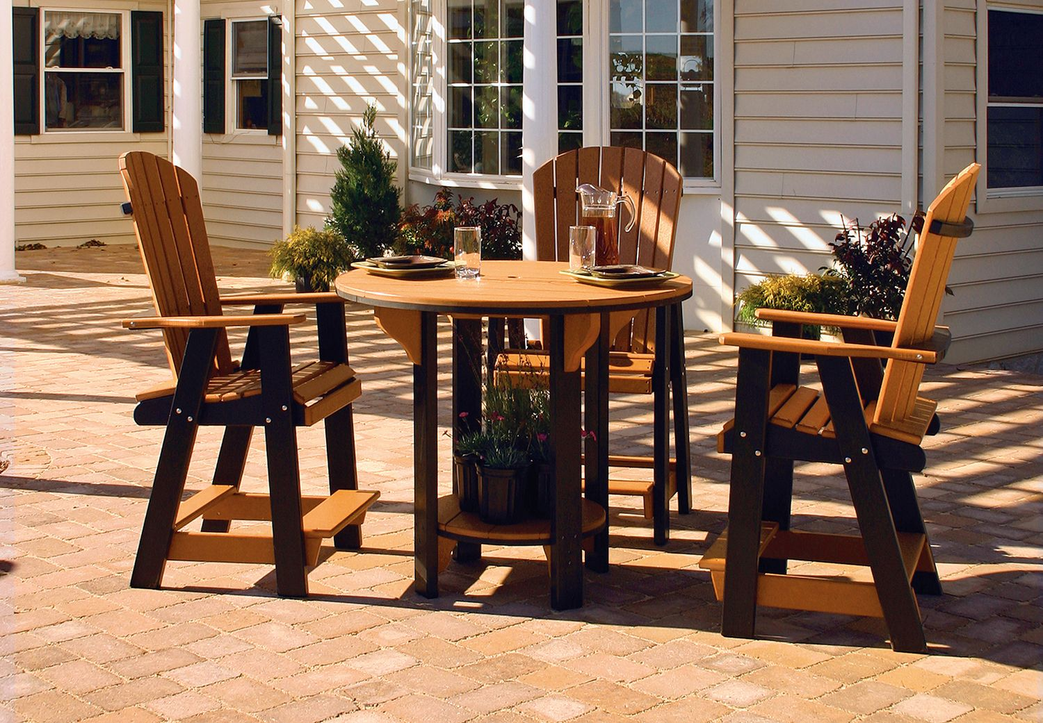 Outdoor Living Room Furniture For Your Patio Leisure Lawn Poly Outdoor Furniture Might Be Just What You Are