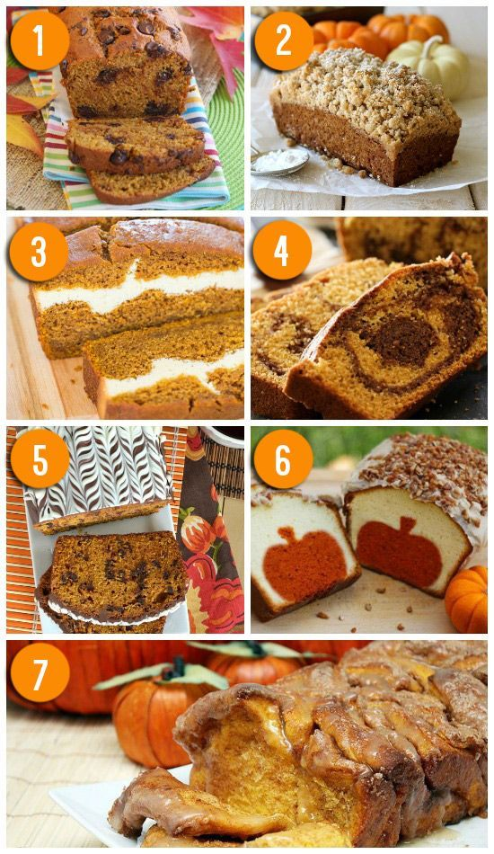 The Ultimate Pumpkin Recipe Round Up Thanksgiving And Fall