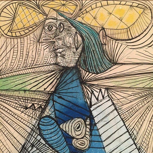 Pablo Picasso #pablopicasso #metropolitanmuseum