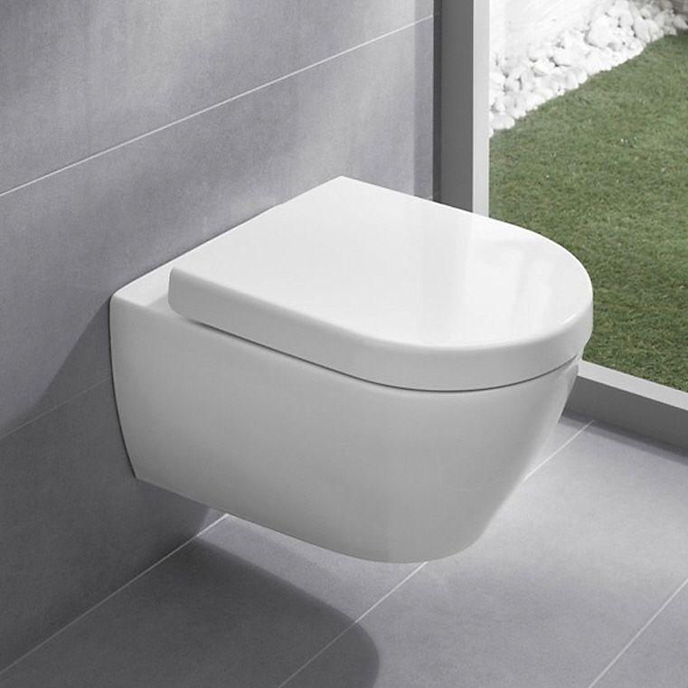 Villeroy Boch Subway 2 0 Directflush Wand Tiefspulklosett 5614r0 Megabad Villeroy Boch Subway Badezimmer Design Toiletten