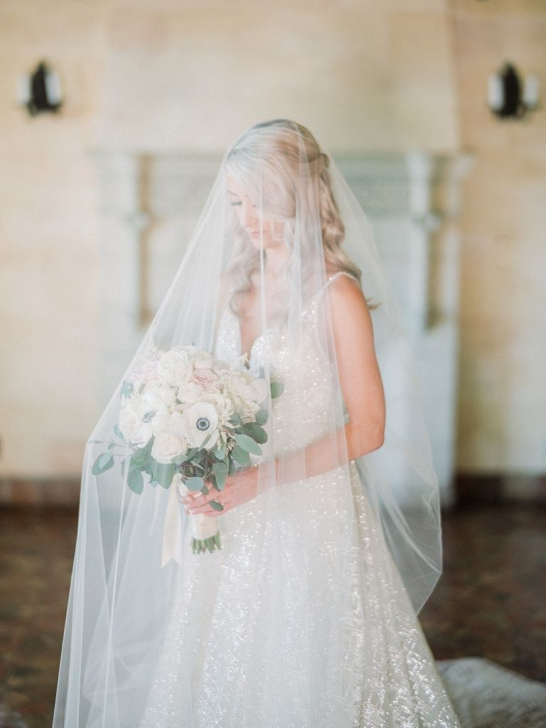 Cara James The Powel Crosley Estate Wedding Bridal Portraits