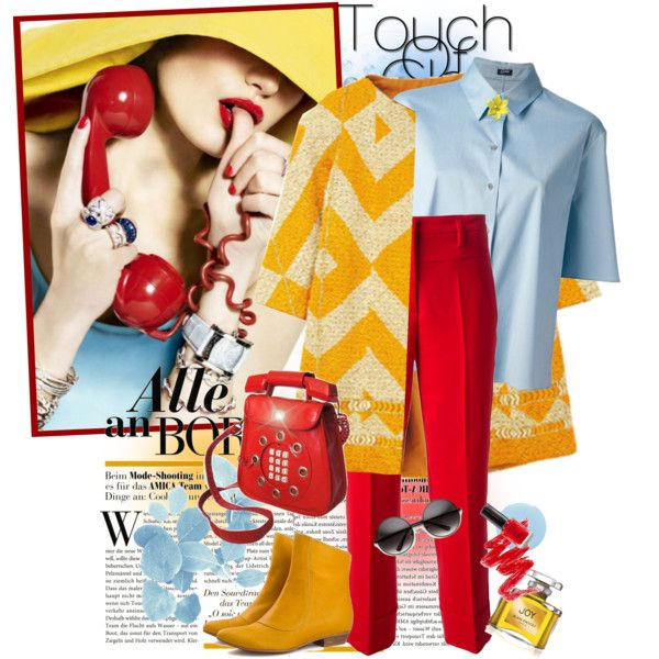 """Bright colors"" by anny-foxx on Polyvore"
