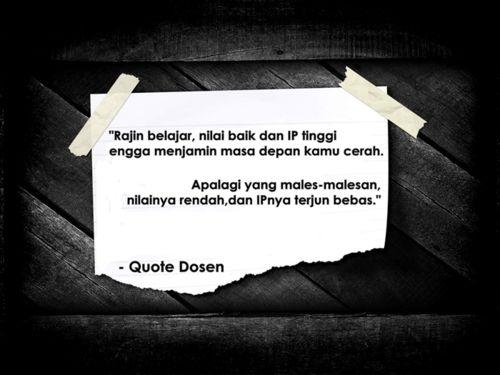 Quote Dosen Untuk Mahasiswa Mahasiswa Belajar Inspirasional