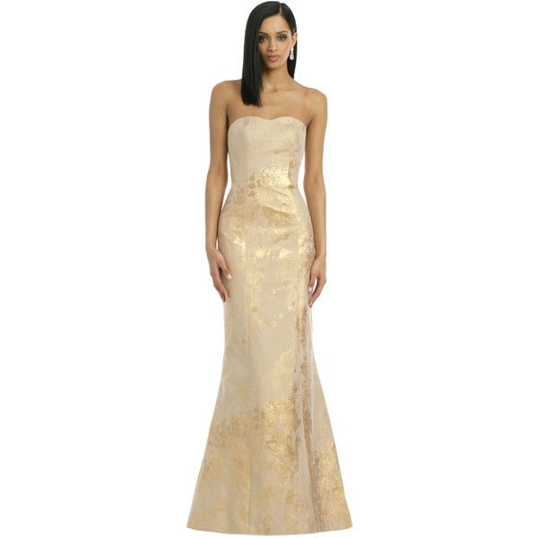 Rental Carolina Herrera Catherine Gown