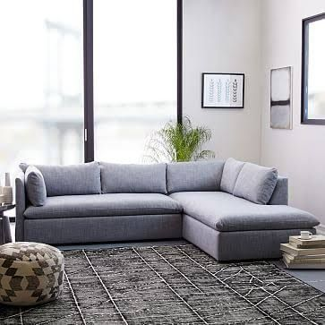 Grey Microfiber Couch Google Search Sectional Sofa Couch Living Room Sectional Sectional