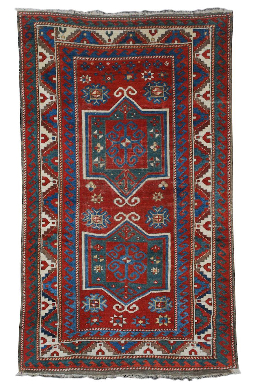 Fachralo Kazak Late 19th C Caucasus