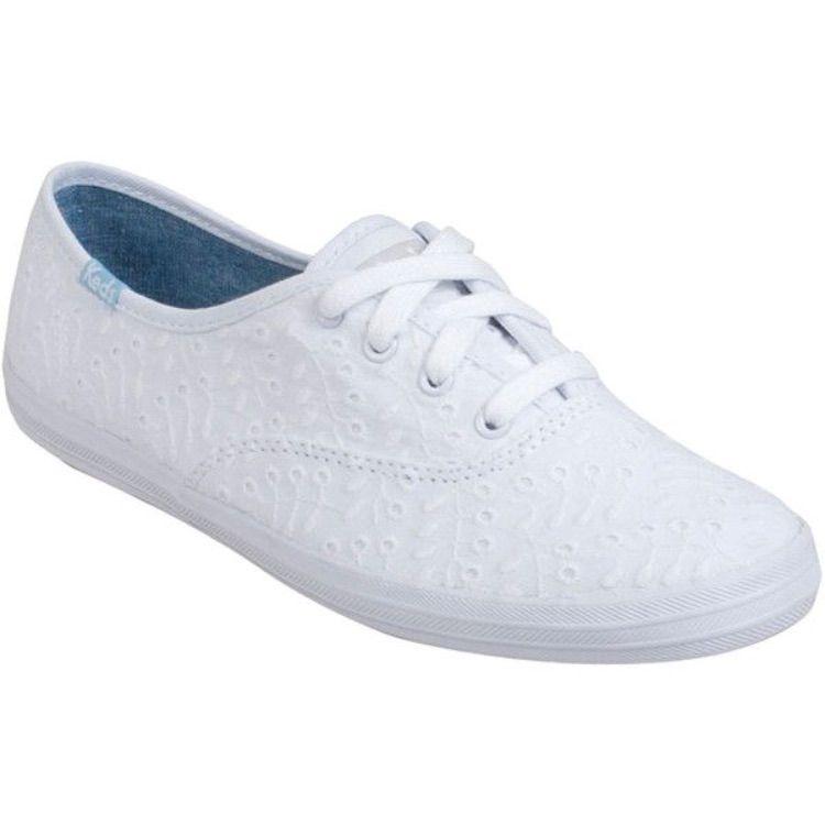 Keds Shoes   [Keds] White Eyelet