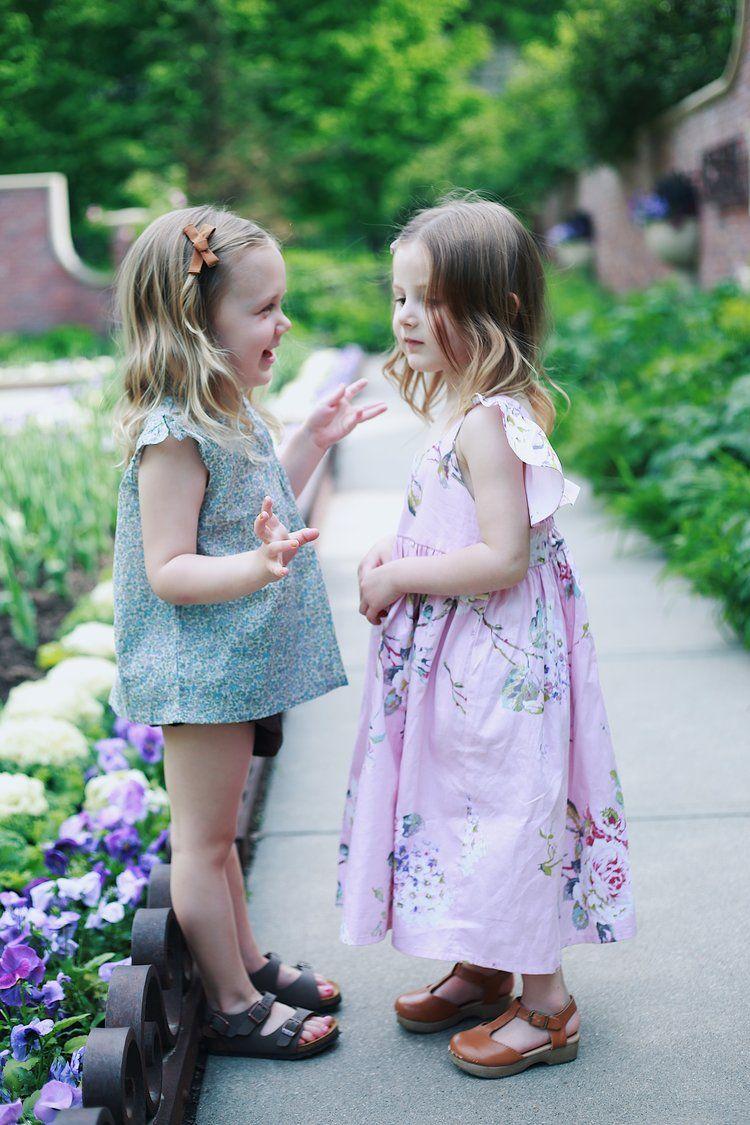 Shop Spotlight Little Starling Flower girl dresses