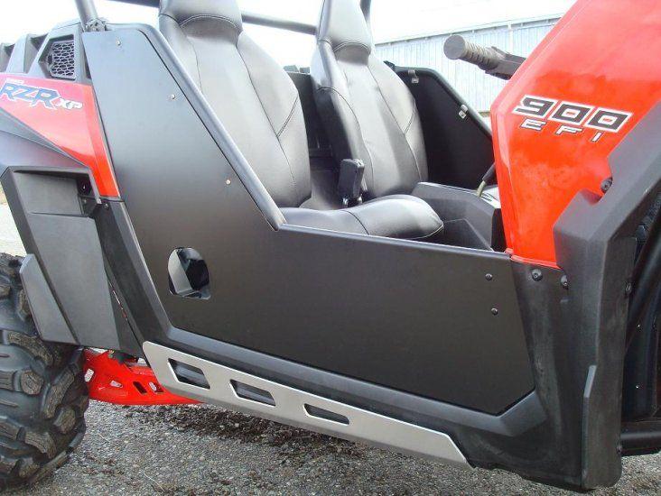 Polaris Rzr Xp 900 Half Doors Atr Power Sports Rzr Polaris Rzr Polaris Rzr Xp