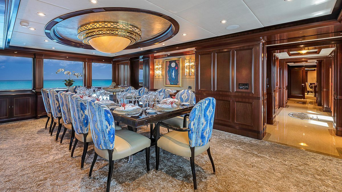 Room This Opulent Dining Sets