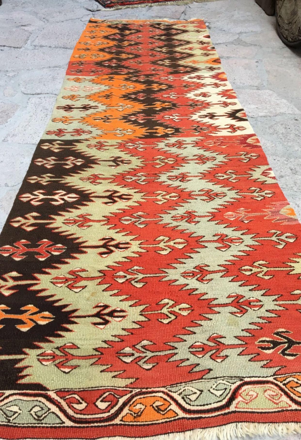rugs turkishrug homedecor antique vintage runner