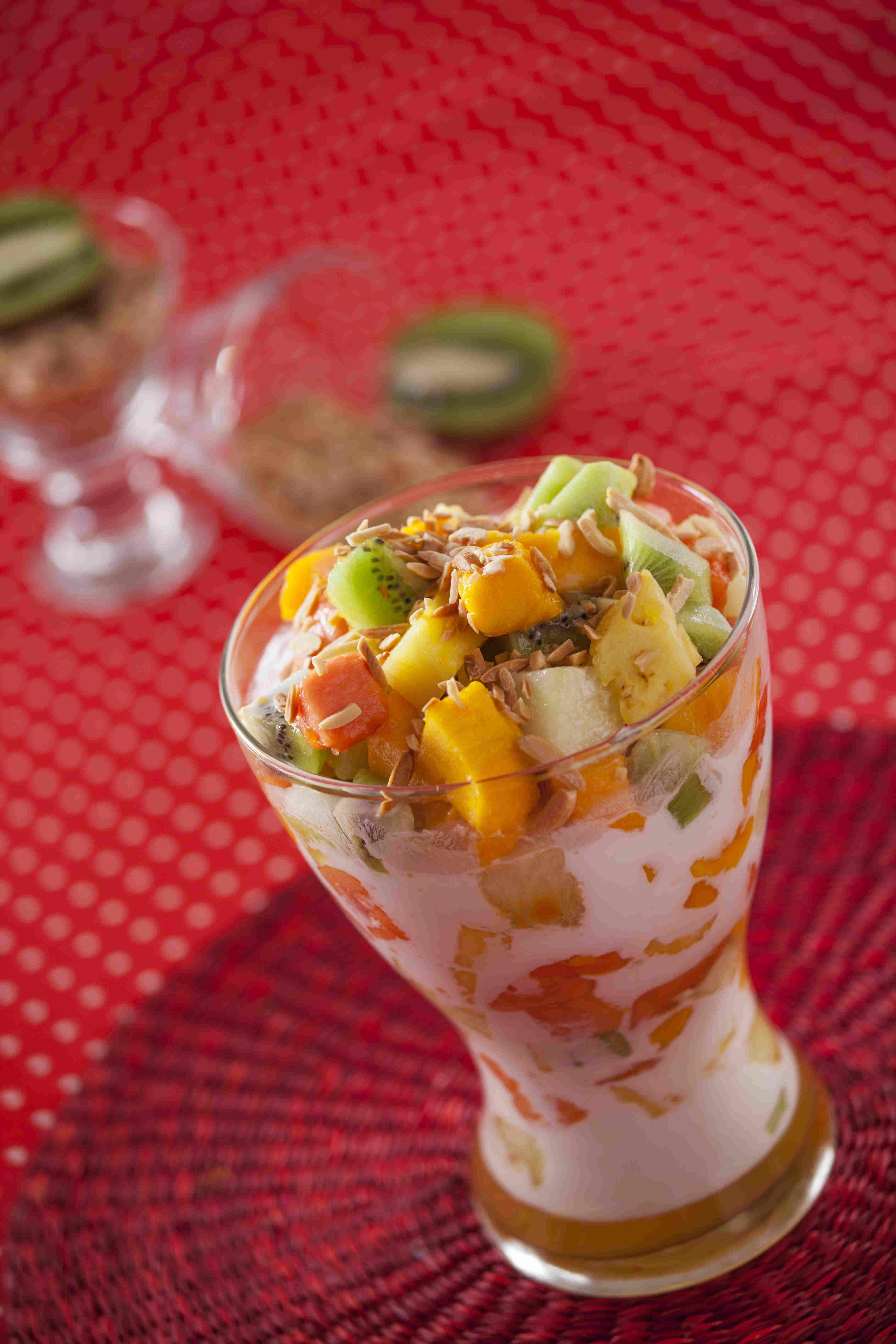 Delicia Tropical  Kids Culinária -  Edição Especial da TeleCulinária  www.teleculinaria.pt