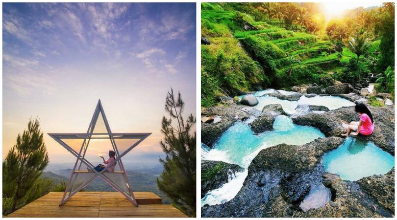 17 Wisata Alam Di Jawa Tengah 2018 Di 2020 Alam Tempat Hari Kenaikan