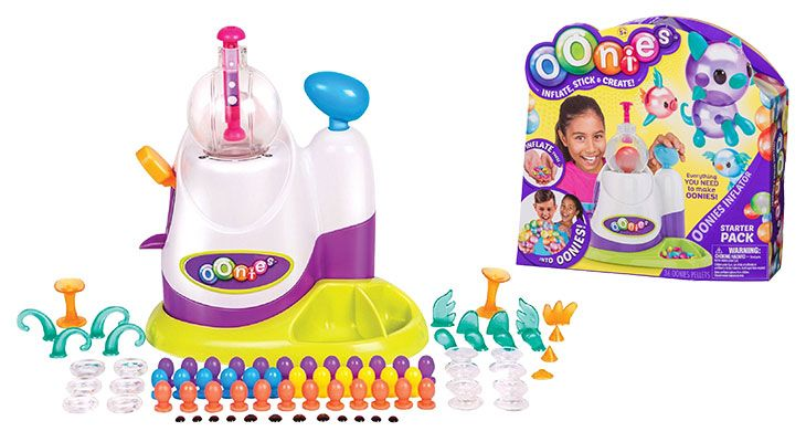 oonies s1 starter pack top 20 toys for christmas holiday season