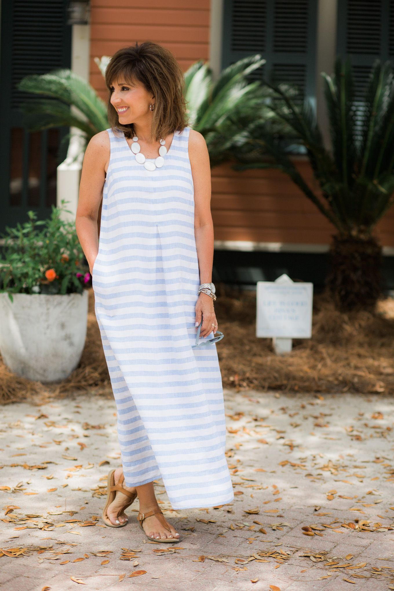 Vacation style fashion with jjill a giveaway beach escapes