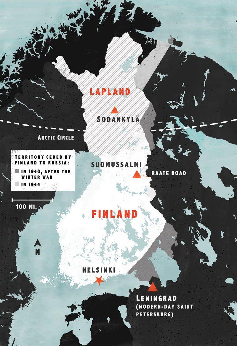 Red Dawn in Lapland | europa de lá | Europa