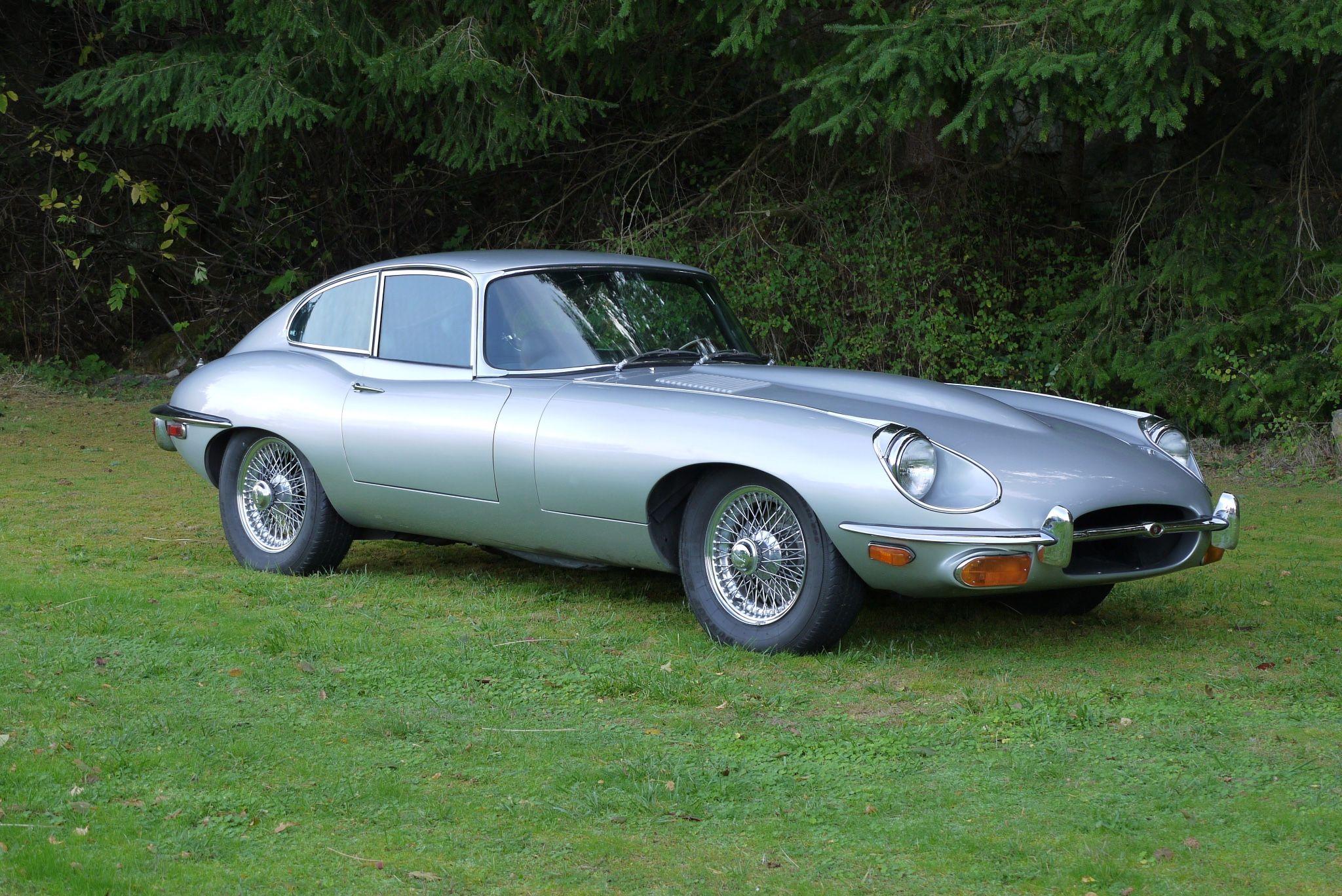 1970 Jaguar XKE 4.2 Fixed Head Coupe | Jaguar, Jaguar e type, Jaguar type