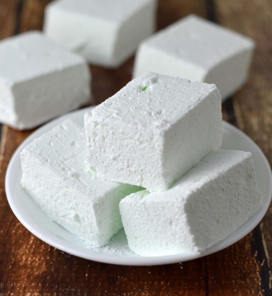 Make the Perfect Marshmallow For Your Hot Chocolate #flavoredmarshmallows