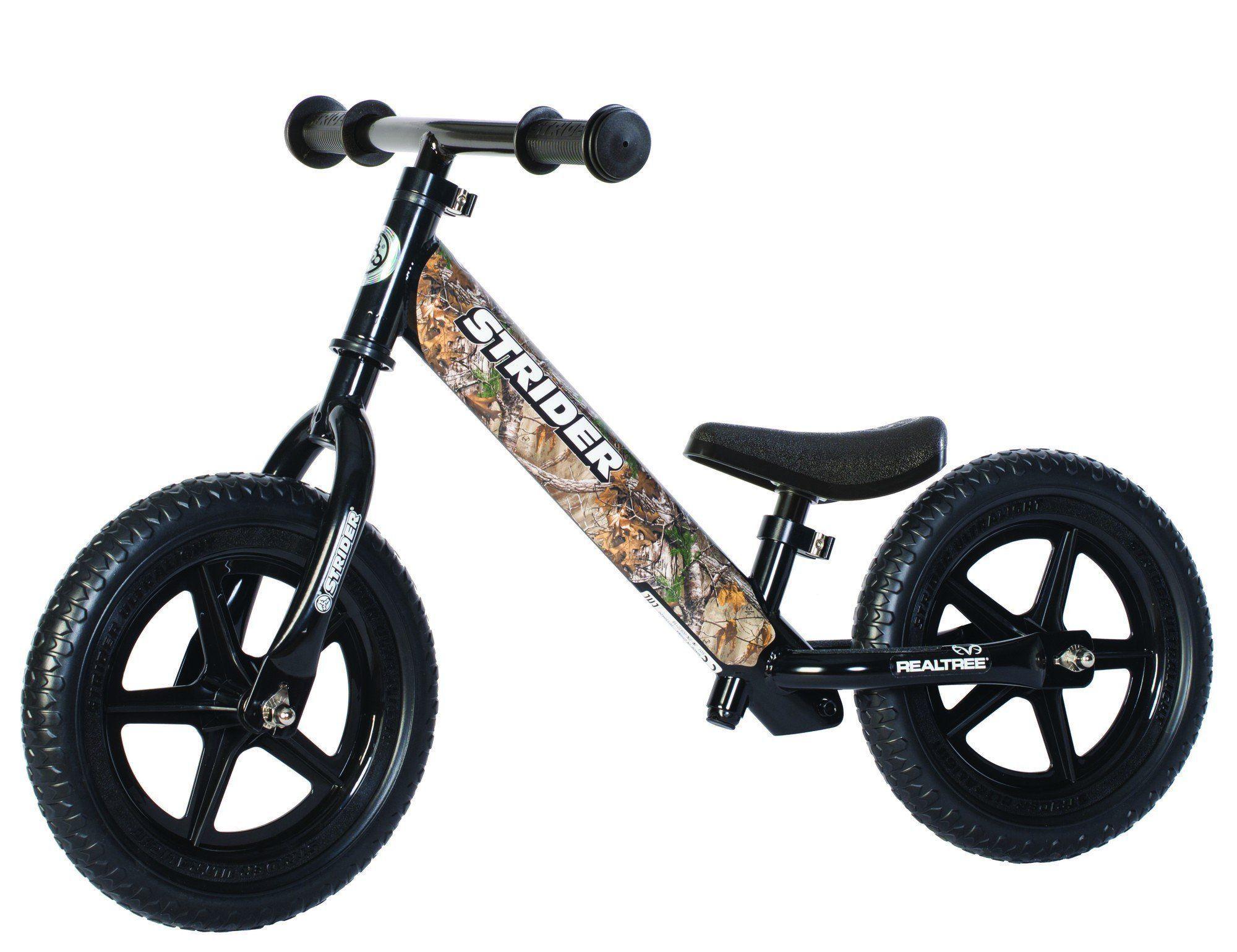 Fantastic Realtree Strider 12 Custom Balance Bike Products Balance Machost Co Dining Chair Design Ideas Machostcouk