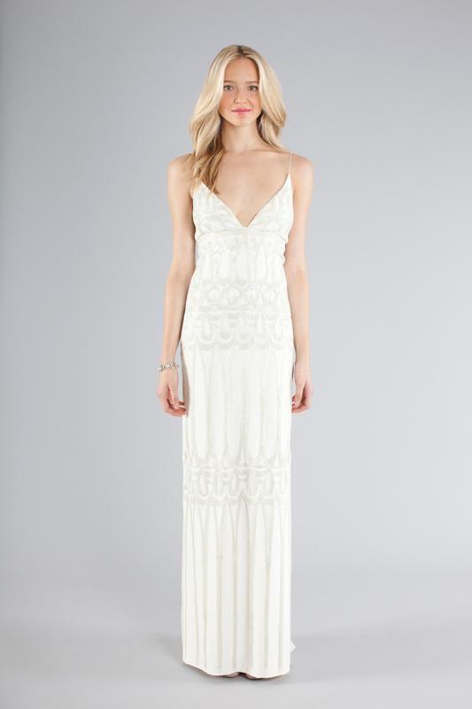 Designer Wedding Dress Gallery: Nicole Miller   Boda y Novios