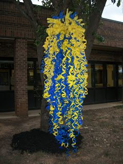 Ms. Malone's Art Room: Chihuly Chandelier