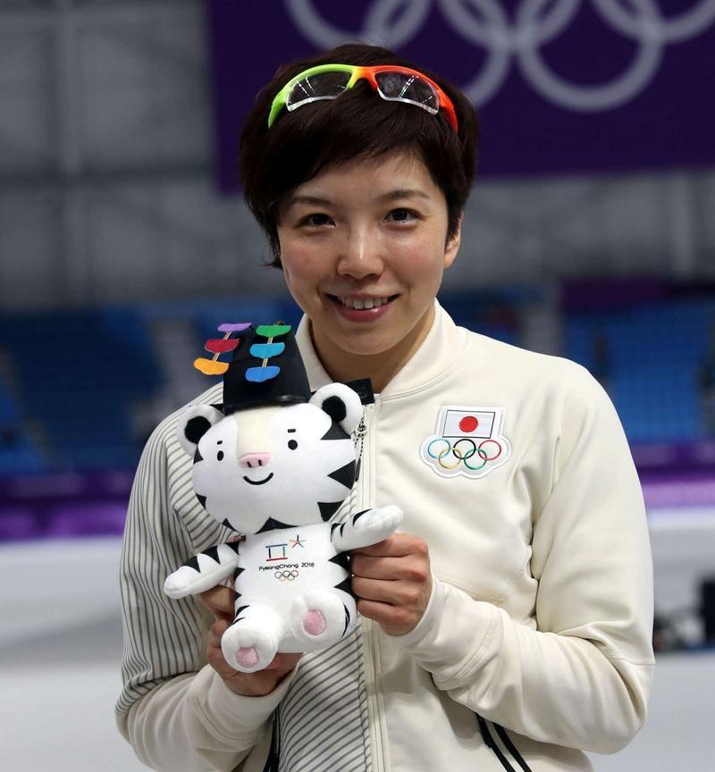 世界記録を持つ日本のエース小平奈緒(31=相沢病院)が