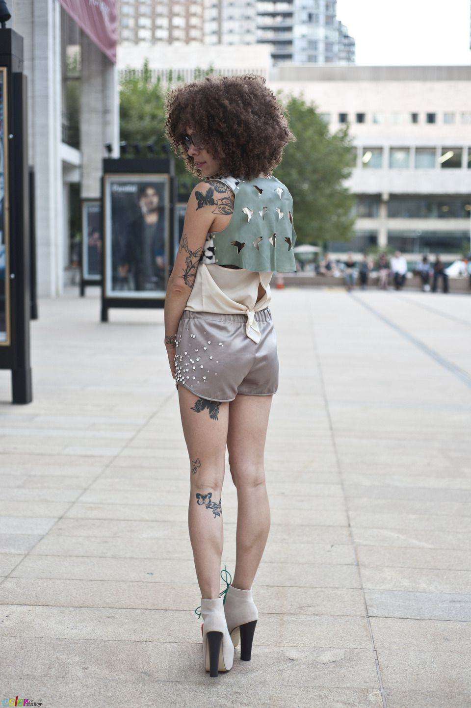 Mondopamine streetstyle u street fashion chic pinterest