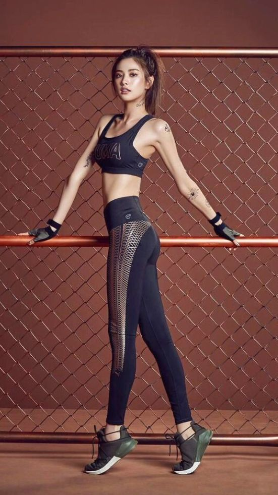 High Waist Leggings With Pockets -   12 fitness Clothes design ideas