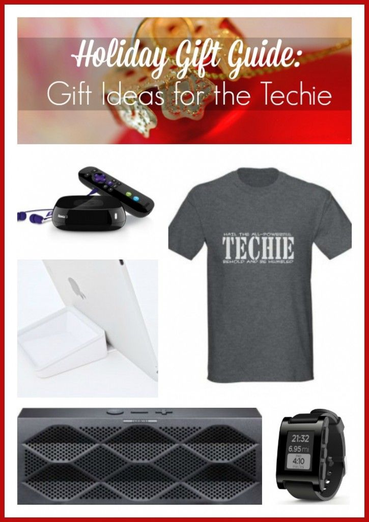 Holiday Gift Guide: Best Gift Ideas for the Techie