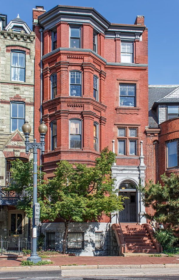 Logan Circle, Washington D.C. | Apartment building, Old ...