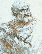 """New artwork for sale! - """" Leonardo Da Vinci - Study For The Last Supper 2 by Leonardo da Vinci """" - http://ift.tt/2mrIpl5"""