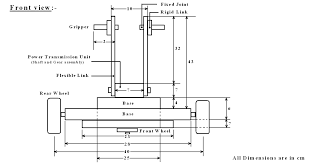 Robot Arm Design Calculations Design Of A Robotic Arm With Gripper
