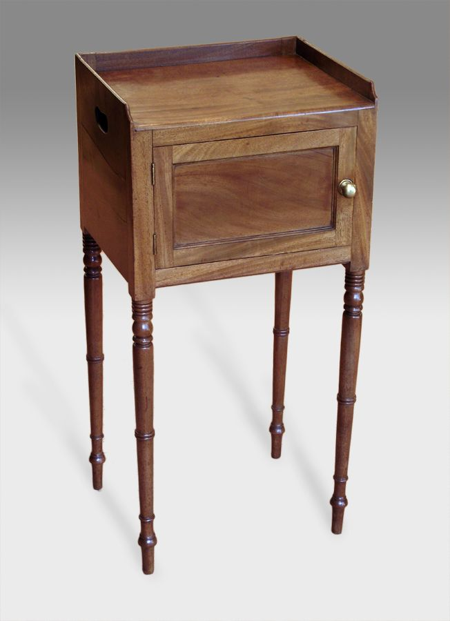 Antique Pot Cupboard Bedside Table Cupboard Table Home Decor