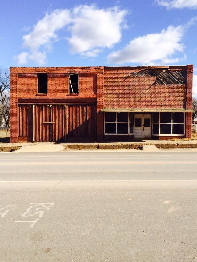 Tho N Berry And Co In Ripley Ok Green Country Places Abandoned Places
