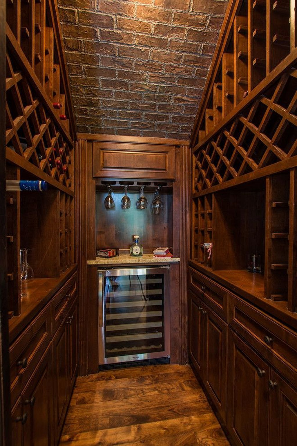 Wine Cellar Under The Stairs Ideas 41 Wine Closet Home Wine